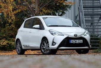 Az egyetlen mentsége, hogy Toyota