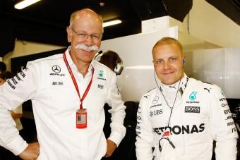 F1: A nagyfőnök elégedett Bottasszal