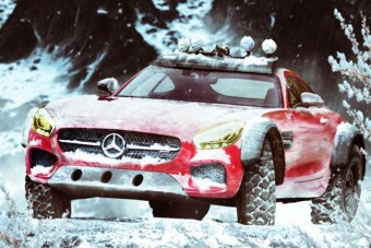 5 menő autó, amit szívesen hajtanánk a hóban