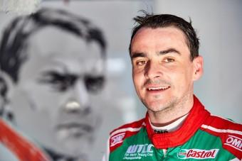 Világbajnoki második lett Michelisz Norbi