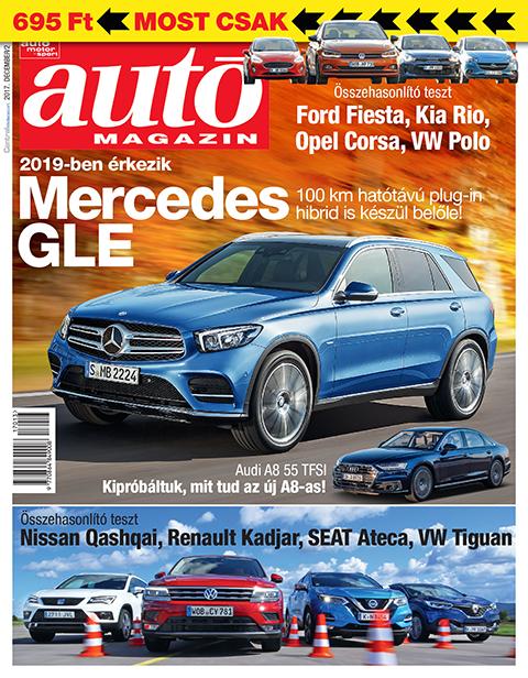 Autó Magazin 2017 december/2