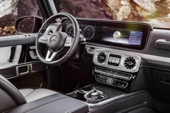 Van, amit csak elrontani lehetne - Új Mercedes G-osztály