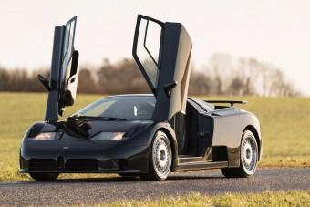 Ha a nem szereted az új autókat, de kéne egy friss Bugatti, itt a megoldás!