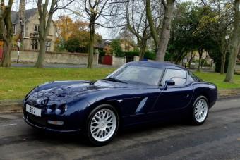 Bitang amerikai erőmű hajtja ezt az angol sportkocsit