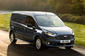 Megújulnak a Ford Transit család apróságai