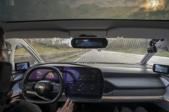 Symbioz: Így képzeli a jövőt a Renault