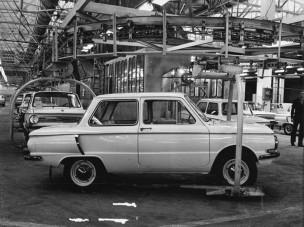 Így készült a keleti blokk egyik leghitványabb autója
