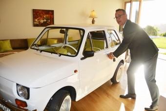 Tom Hanks megkapta a világ legmenőbb Kispolszkiját