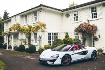 750 millióért a tiéd lehet McLarenék otthona