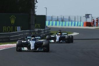 F1: Magyarország volt a Merci idényének a csúcsa