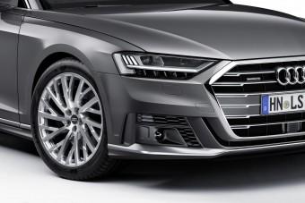 Itt a sportcsomagos Audi A8