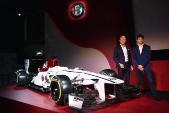 F1: Rajtszámot választott az újonc