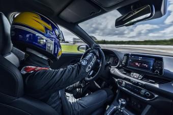 Golf GTI-verő autót épített a Hyundai