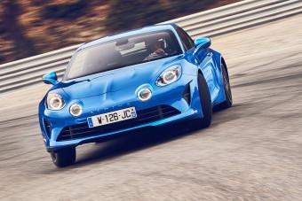 Pillekönnyű, méregerős kétüléses a Renault sportmárkájától