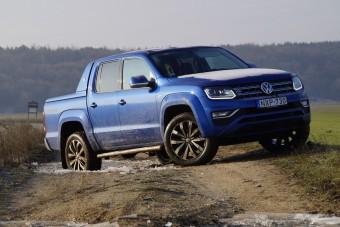 A Volkswagen japán pickupja