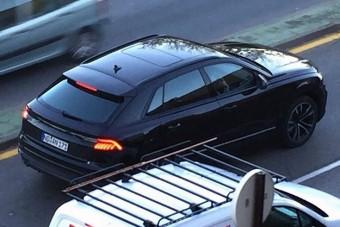 Kémfotón az Audi Q8