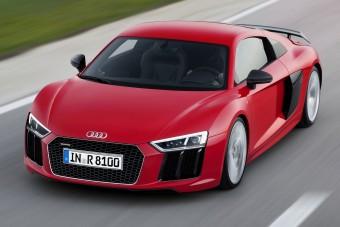 Nem gyárt több szupersportkocsit az Audi