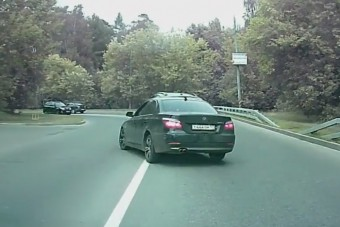 Csúnyán megszívta ez a bunkó BMW-s