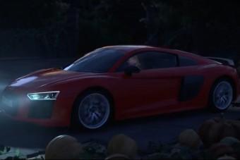 Az Audi szerint már nem menő a tökhintó