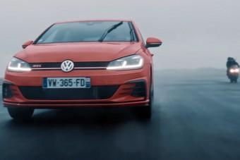 Akciófilmhez Golf GTI-t ajánl a Volkswagen