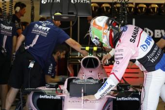 F1: Kitúrják a gagyi tesztpilótákat