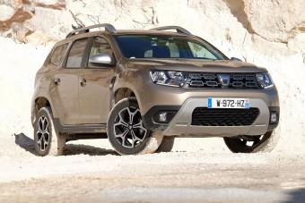 Új Dacia Duster: szabadidő-autó 3 millió alatt
