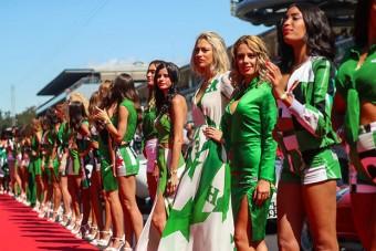 F1: Száműznék a lányokat a pályákról
