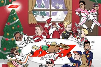 F1: Karácsonykor is ütköznek a Force India-pilóták
