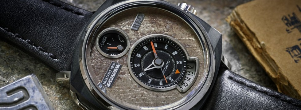 REC Watches - egyedi karórák Ford Mustang be9df0939f