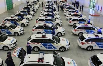 270 vadiúj autót kaptak a vidéki rendőrök