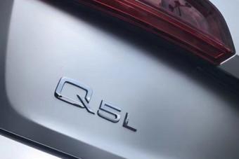 Kémfotón a nyújtott tengelytávú Audi Q5
