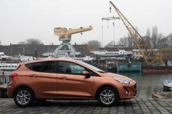 Új Fiesta – Mire elég a legolcsóbb turbómotor?