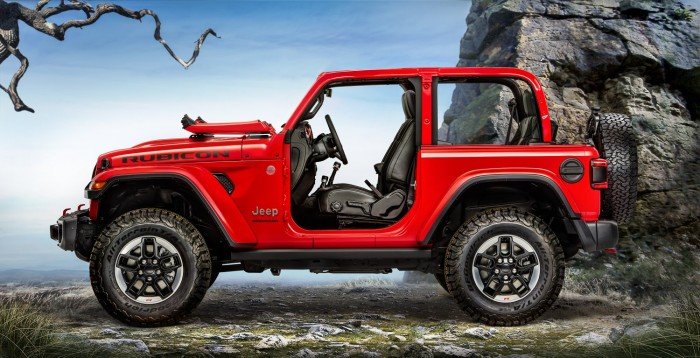 Jeep Wrangler: Nem látod, de vadonatúj 2