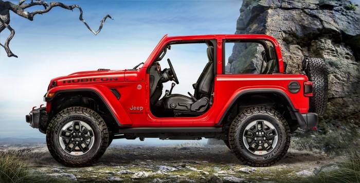 Jeep Wrangler: Nem látod, de vadonatúj 3