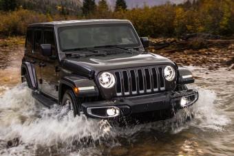 Öt film, amiből mindent megtudsz a vadonatúj Jeep Wranglerről