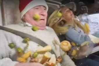 Szerinted el lehet fogyasztani off-roadozás közben a karácsonyi vacsorát?