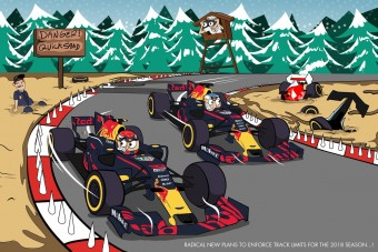 F1: Őrült hacukában karácsonyoztak Verstappenék – videó