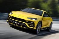 Úgy viszik a Lamborghini luxusterepjáróját, mint a cukrot 1