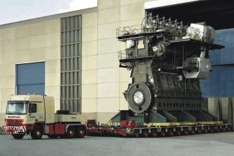 A világ legmenőbb dízelmotorjai