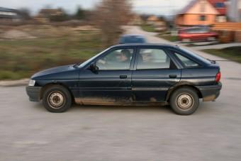 Közelkép: használt autó, 50 000 forintig