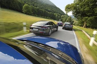 Kelendők a prémiummárkák autói idehaza