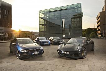 Van jobb mint a BMW 5-ös?