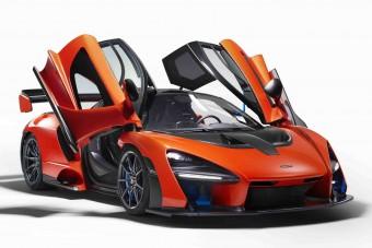 Negyedmilliárdos utcai versenyautót épít a McLaren