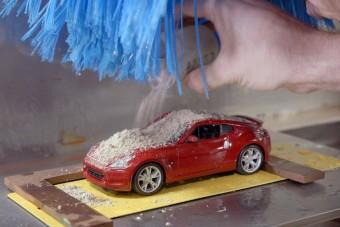 Vajon miért mos játékautót a Nissan? Itt a válasz!