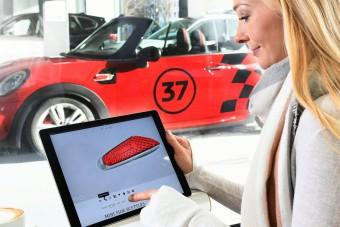 Ajándékozz személyre szóló autóalkatrészeket
