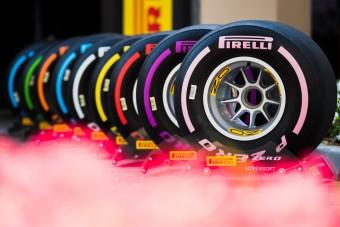 F1: Verstappen dobná a gumivariálást