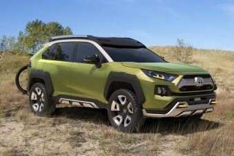 Toyota FT-AC: Életvidám terephibrid