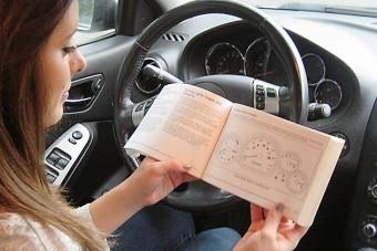 Életedre tör az autód kézikönyve