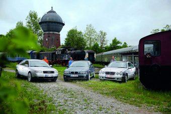 Használt autó: melyik a legjobb üzleti limuzin?