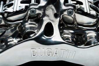 Kétszeresen világelső fejlesztés a Bugattinál